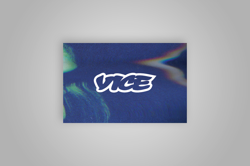 VICE Business Cards,  2013
