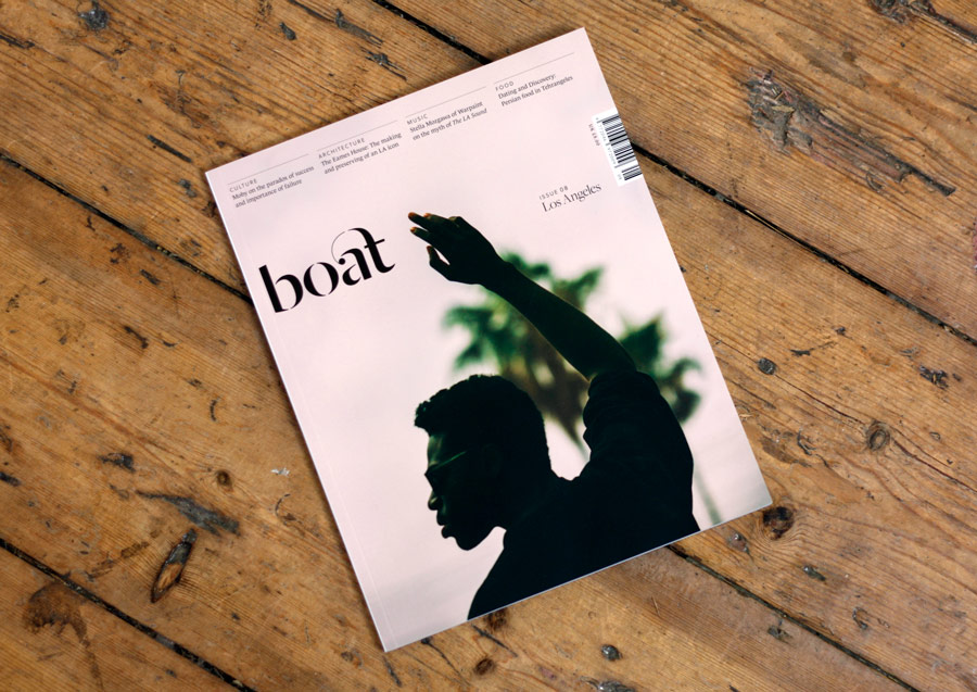 Boat Magazine  Issue 08 - L.A.