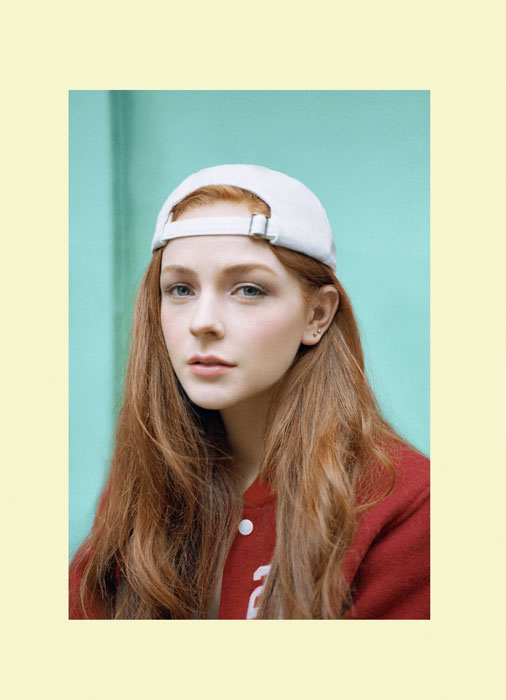 Rebekah Seok at Intern Magazine
