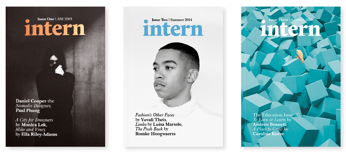 You can now order one, two or all three issues of the magazine and subscribe to Issue Four!