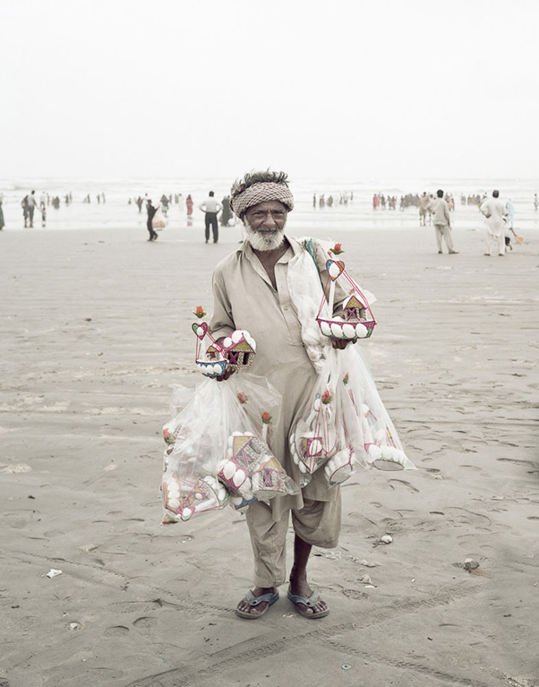 SEARCHING FOR KARACHI