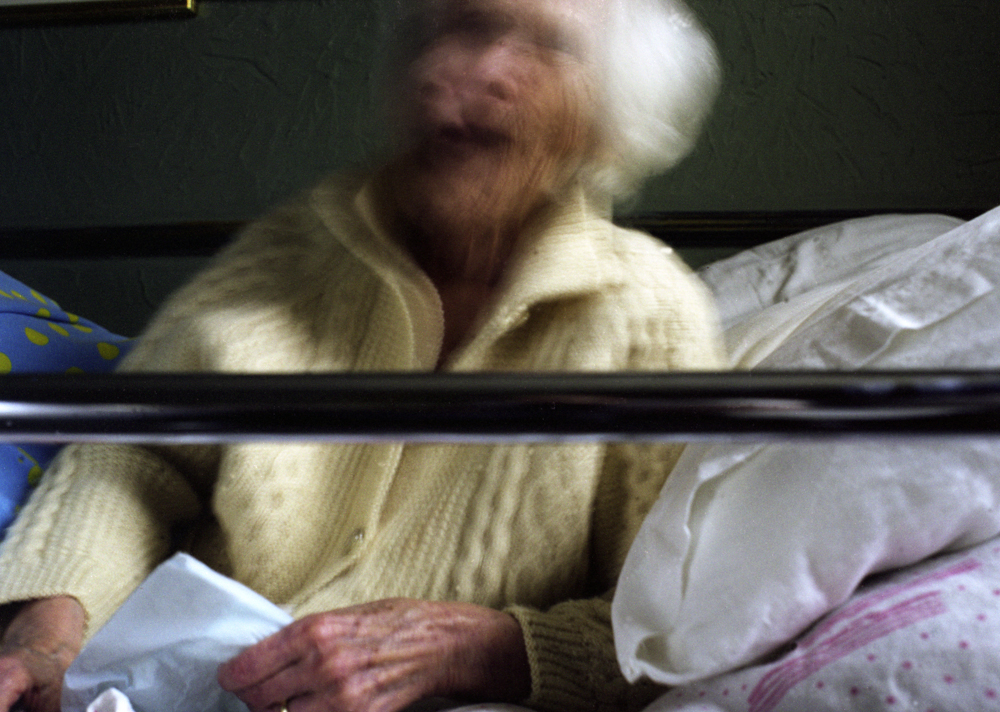 Untitled from LIVING WITH DEMENTIA (BA final project)