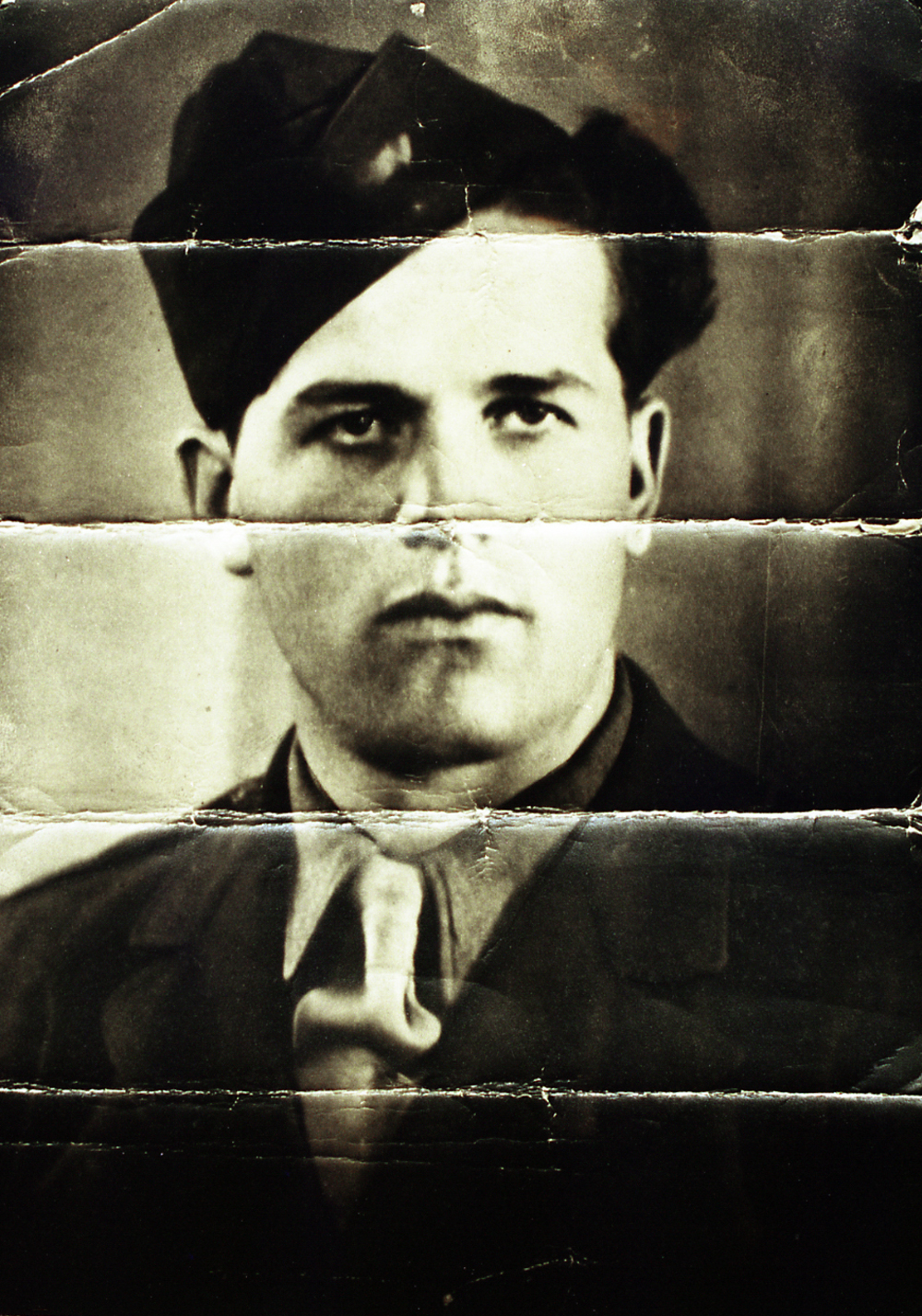 Alex Tomcjak (Daniel's late grandfather) from LIVING WITH DEMENTIA