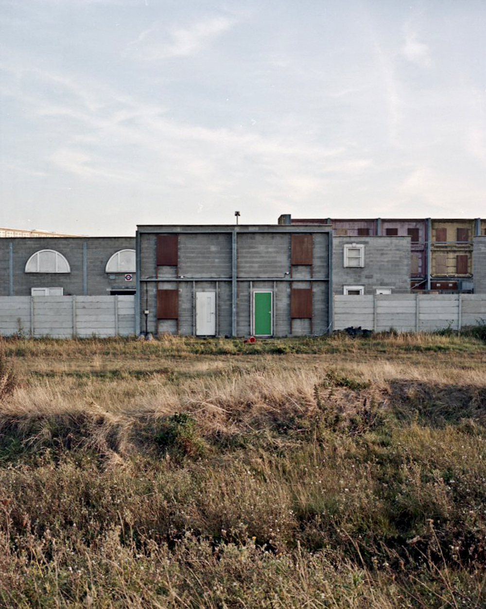 Untitled from SEEING IN THESE WALLS (MA final project)