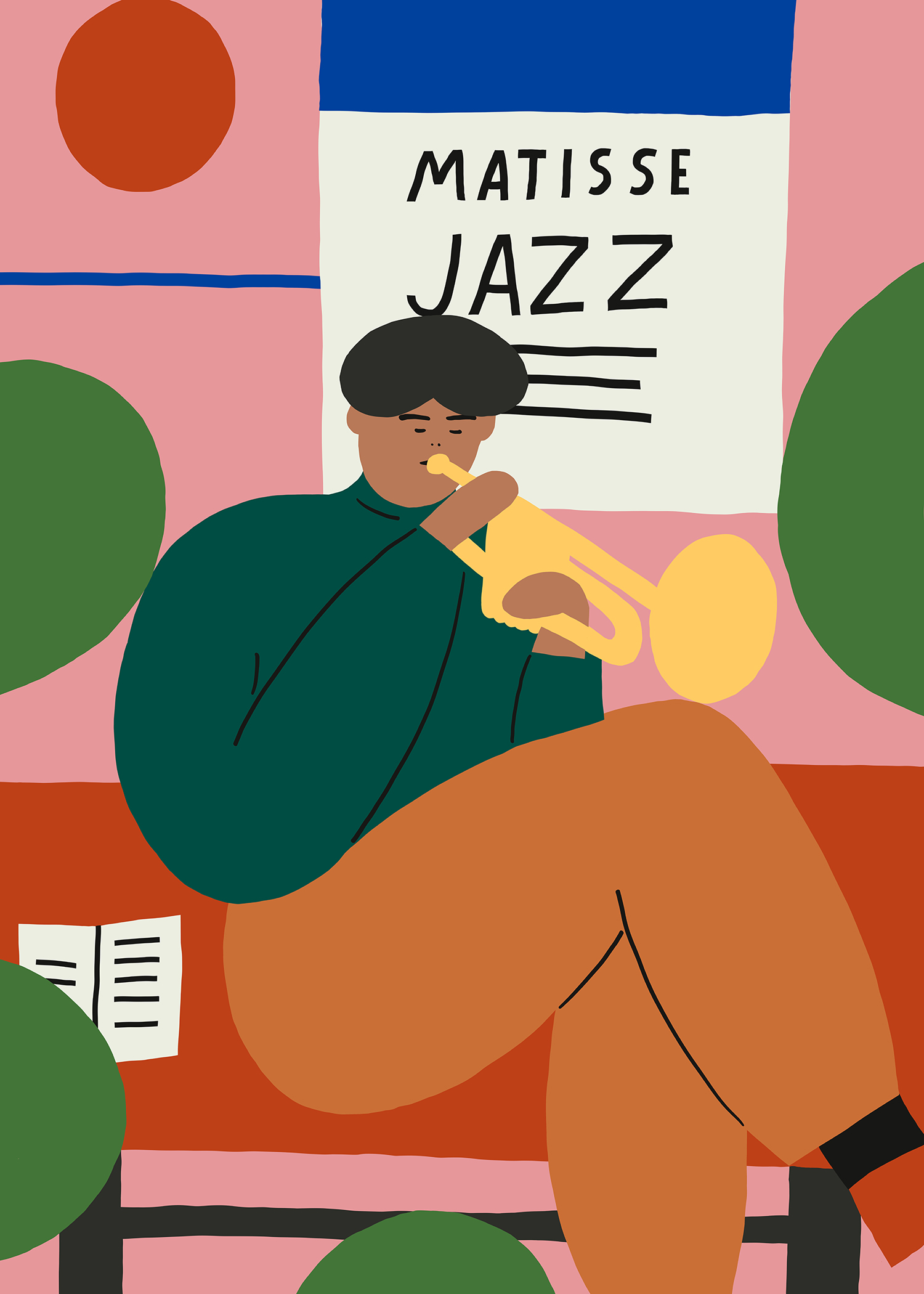 Jazz I 2016 by Karl-Joel Larsson
