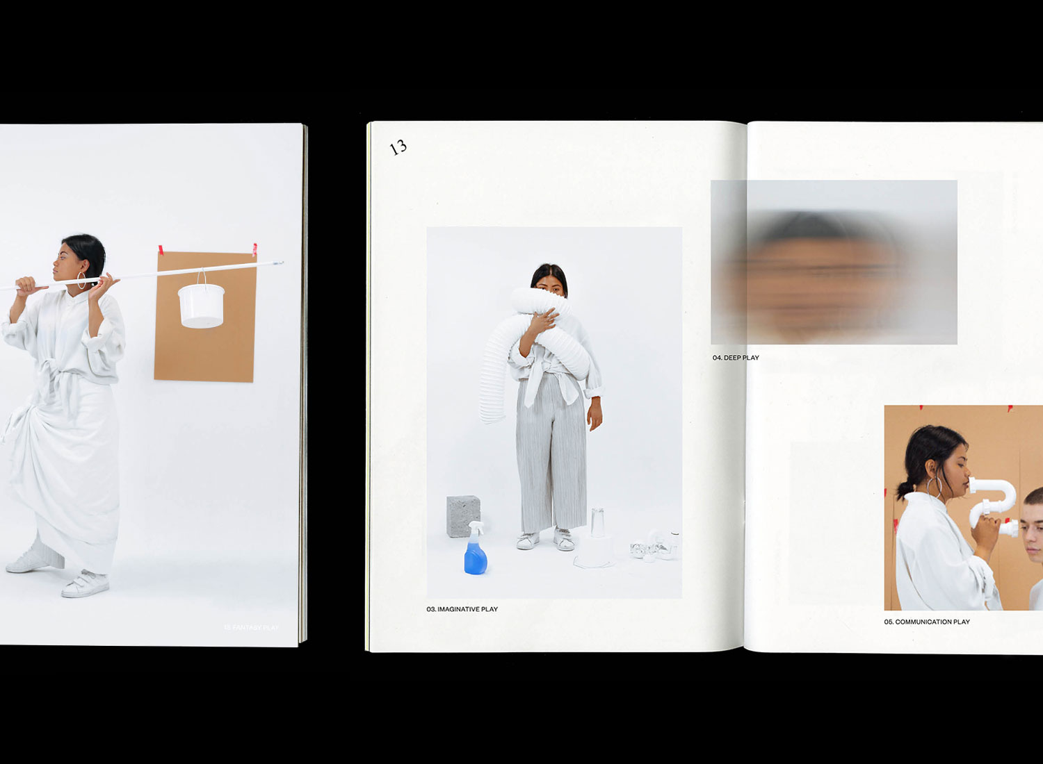 Graphic design graduate Charlie Bird on Intern Magazine