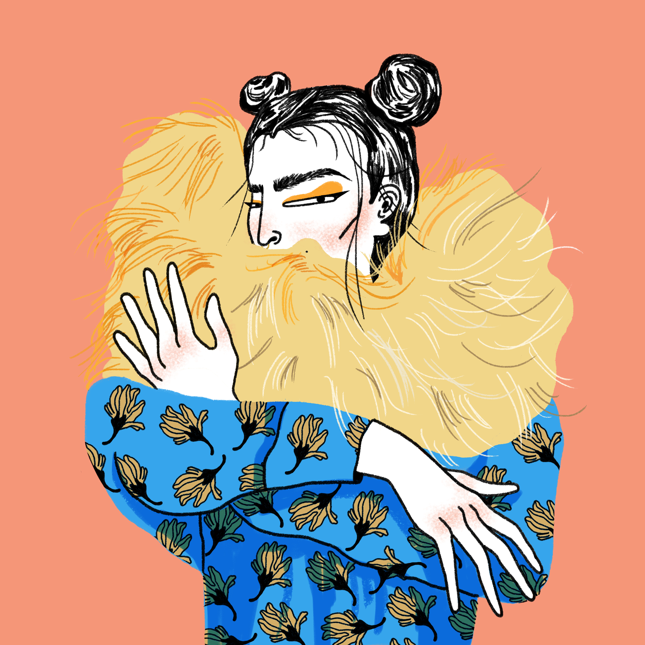 Illustrations by Aditi Damle